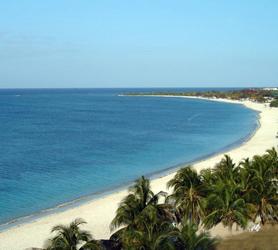 Ancon Beach Trinidad Cuba