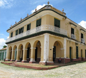 Musuem of Romance Trinidad Cuba