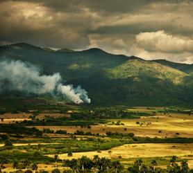 Valle de Los Ingenios & Valle de San Luis Trinidad Cuba