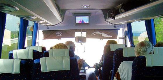 Viazul Buses Trinidad Cuba