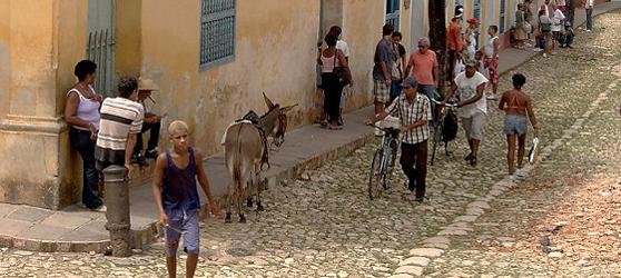 Anniversary Trinidad Cuba